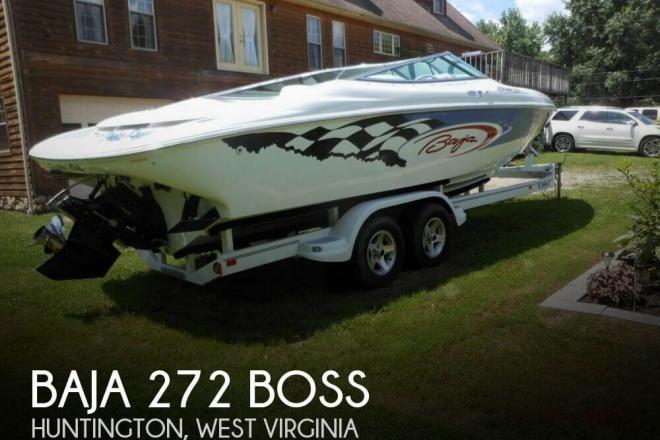 2001 Baja 272 Boss - For Sale at Huntington, WV 25701 - ID 139950