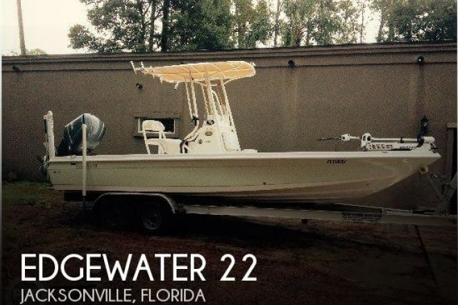 2014 Edgewater 220 ls - For Sale at Jacksonville, FL 32201 - ID 140182