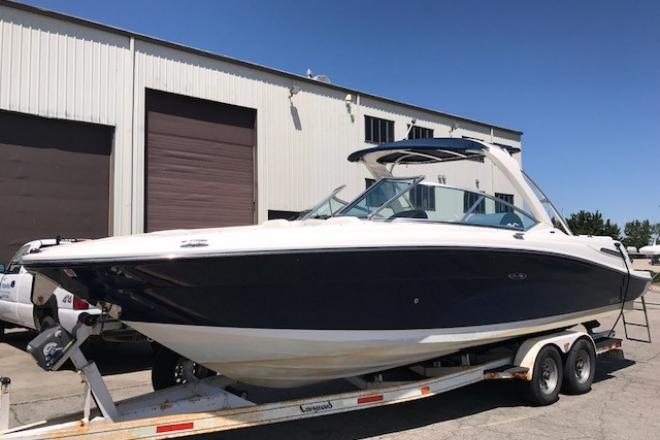 2009 Sea Ray 270 Select EX - For Sale at Winthrop Harbor, IL 60096 - ID 131236