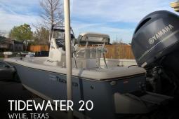 2015 Tidewater Carolina Bay 2000