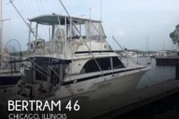 1984 Bertram 46 Convertible