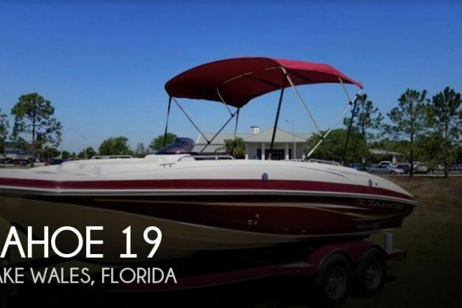 2012 Tahoe 215 Xi - For Sale at Lake Wales, FL 33853 - ID 140431
