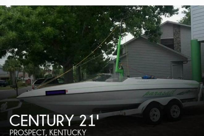 1984 Century 21 CTS Parasail Boat - For Sale at Prospect, KY 40059 - ID 139466