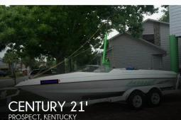 1984 Century 21 CTS Parasail Boat