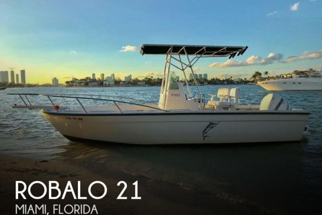 1995 Robalo 2120 - For Sale at Miami, FL 33138 - ID 140549