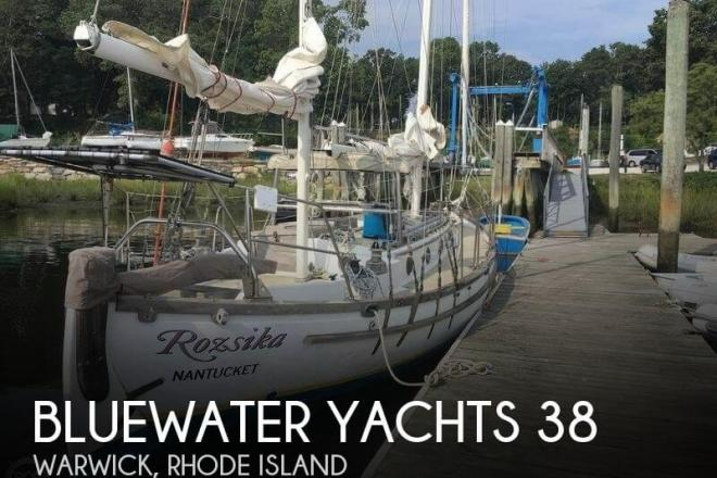 1980 Bluewater Ingrid 38 - For Sale at Warwick, RI 2886 - ID 140613