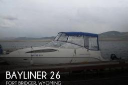 2003 Bayliner 265 SB
