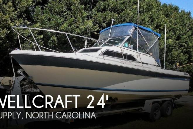 1983 Wellcraft 248 Sportsman - For Sale at Supply, NC 28462 - ID 140719