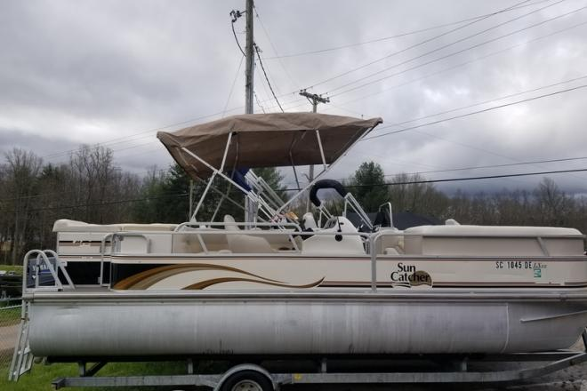 2004 G3 Suncatcher - For Sale at Blairsville, GA 30512 - ID 140818
