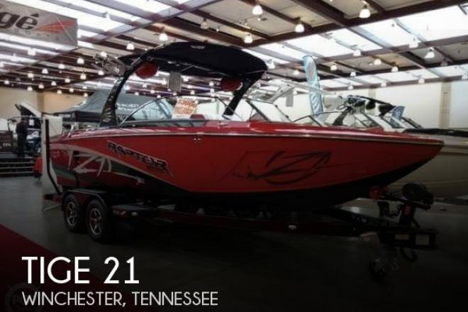 2016 Tige Z1 - For Sale at Nashville, TN 37201 - ID 140860