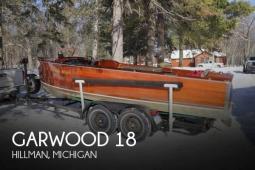 1937 Garwood 766 Custom Utility