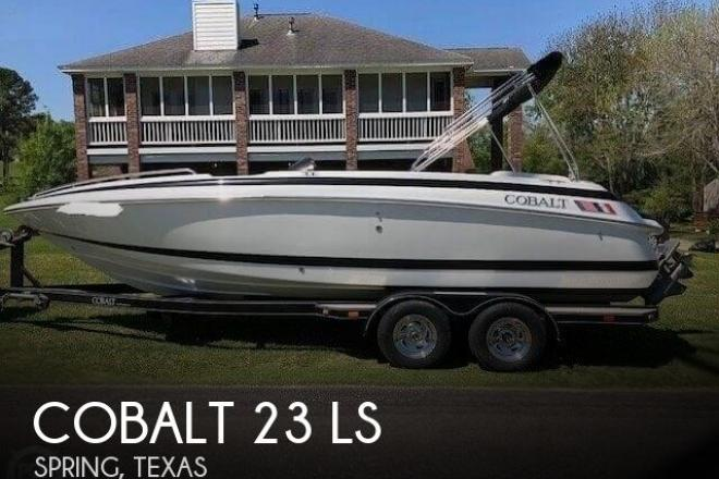 1998 Cobalt 23 LS - For Sale at Conroe, TX 77304 - ID 139821