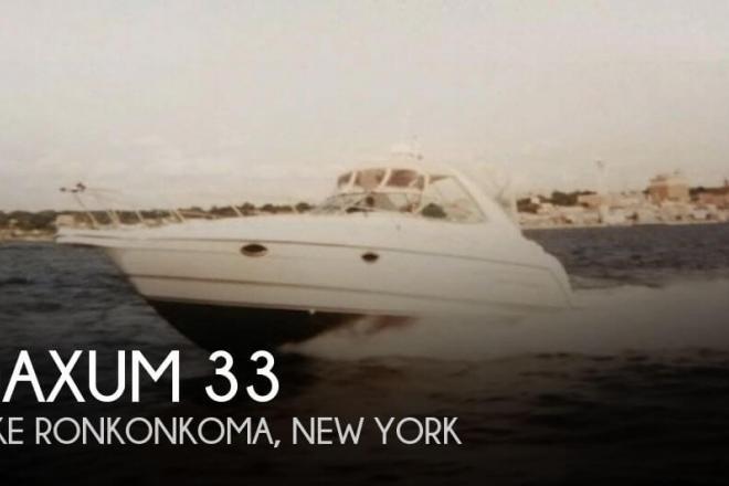 2000 Maxum 3300 SCR - For Sale at Stony Brook, NY 11790 - ID 141105