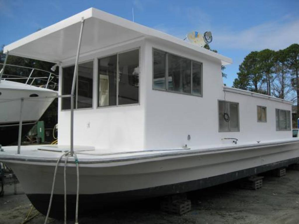 1969 Drift R Cruise Houseboat For Sale At Hilton Head Island Sc
