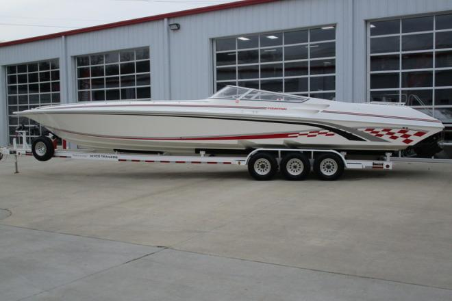 1999 Fountain 42 Lightning - For Sale at Osage Beach, MO 65065 - ID 128887