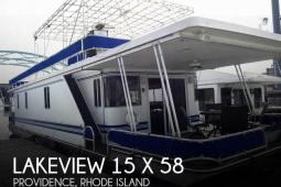 2006 Lakeview 15 x 58