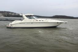1996 Sea Ray 400 Express Cruiser