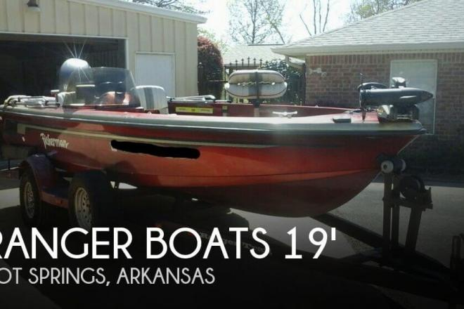 1996 Ranger 690 VS Fisherman - For Sale at Hot Springs National Park, AR 71901 - ID 140972