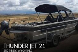 2000 Thunder Jet Luxor 18 SJ