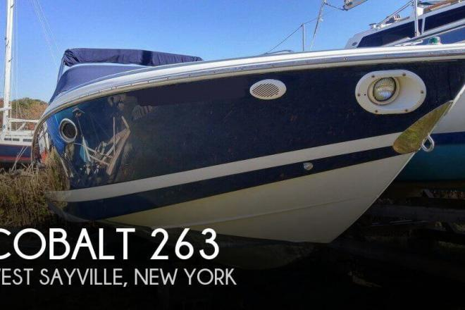 2001 Cobalt 263 - For Sale at Sayville, NY 11782 - ID 69237