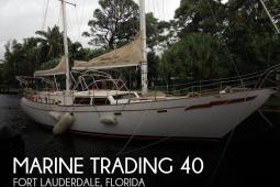 1979 Island Trader 45