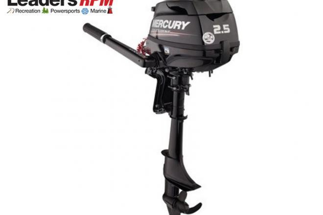 2017 Mercury 2.5 hp 4-stroke - For Sale at Kalamazoo, MI 49019 - ID 113107
