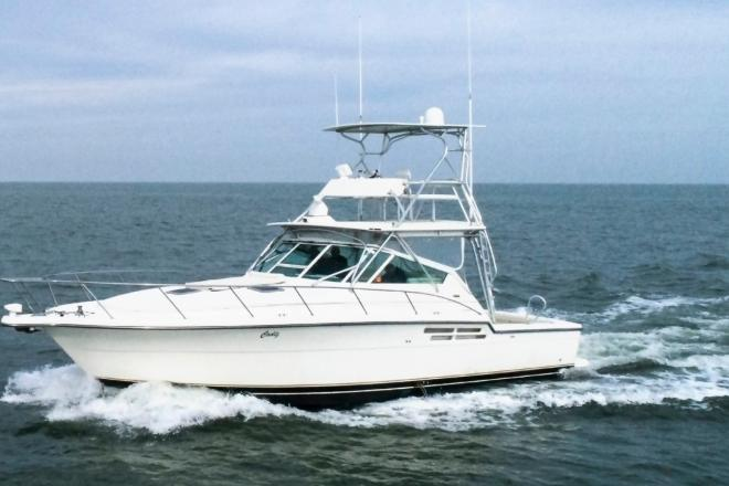 1997 Tiara 4100 Open - For Sale at Saint Augustine, FL 32080 - ID 141754