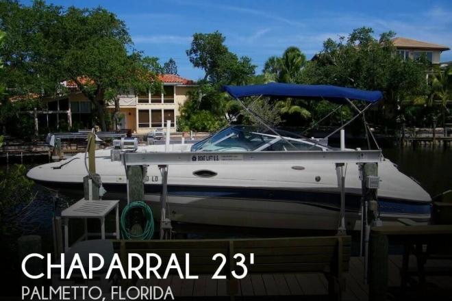 2000 Chaparral 233 Sunesta - For Sale at Palmetto, FL 34220 - ID 125284
