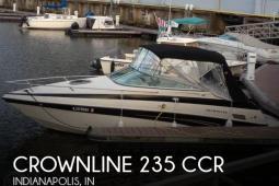 2004 Crownline 235 CCR