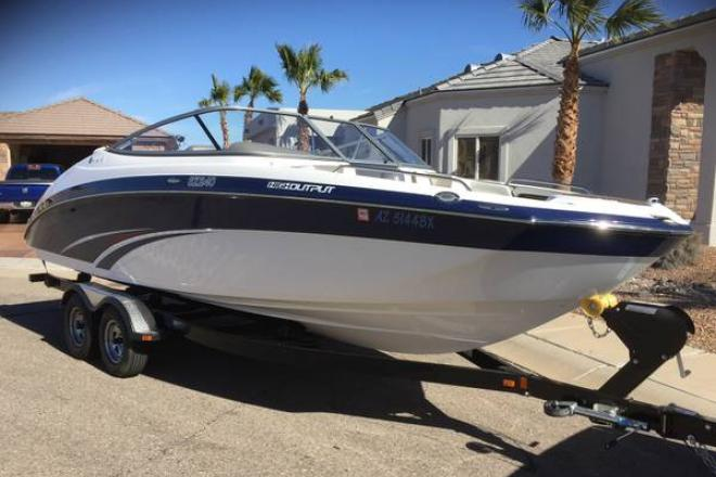 2016 Yamaha SX 240 - For Sale at Mohave Valley, AZ 86440 - ID 141850
