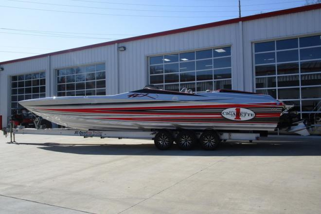 2018 Cigarette 42X - For Sale at Osage Beach, MO 65065 - ID 136988