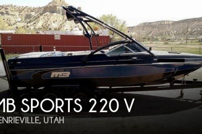 2007 MB Sports 220 V - For Sale at Henrieville, UT 84736 - ID 141668