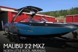 2013 Malibu 22 MXZ