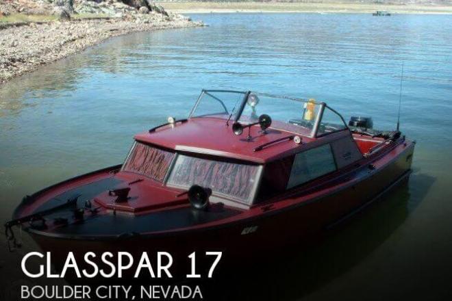 1960 Glaspar Seafair Sedan - For Sale at Boulder City, NV 89005 - ID 142033