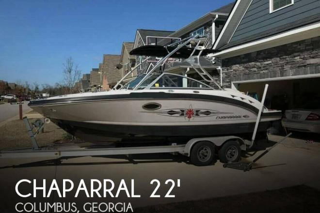 2008 Chaparral 224 Extreme - For Sale at Columbus, GA 31909 - ID 141671