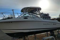 2012 Wellcraft 252 Coastal