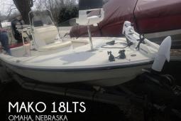 2012 Mako 18LTS