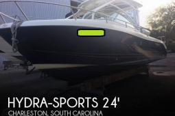 2008 Hydra Sports 2500 VX Vector Express