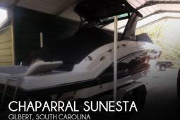 2013 Chaparral Sunesta