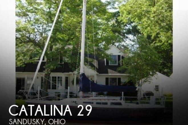 1979 Catalina 30 - For Sale at Sandusky, OH 44870 - ID 142195