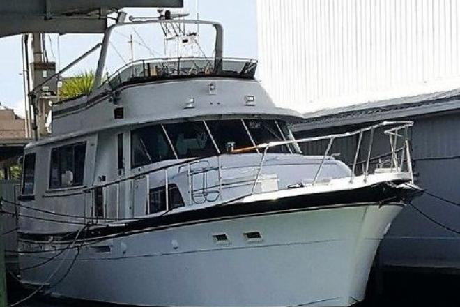 1980 Hatteras Motor Yacht - For Sale at Galveston, TX 77553 - ID 142290