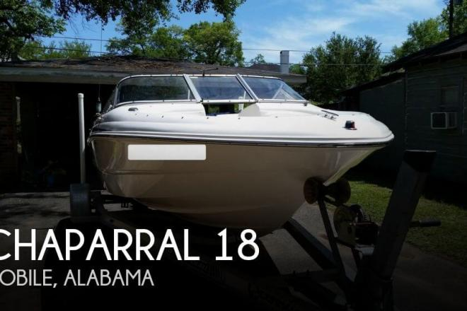 2008 Chaparral 180 SSI - For Sale at Mobile, AL 36652 - ID 141487
