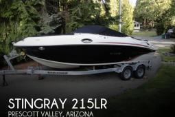 2016 Stingray 215LR