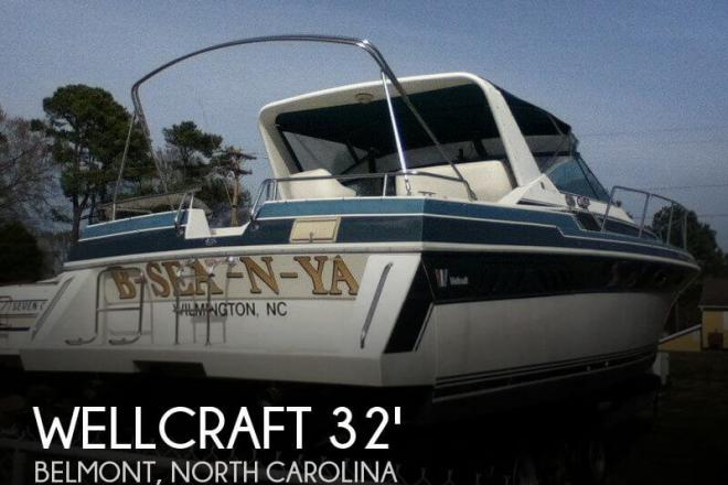 1988 Wellcraft 3200 St Tropez - For Sale at Belmont, NC 28012 - ID 50788