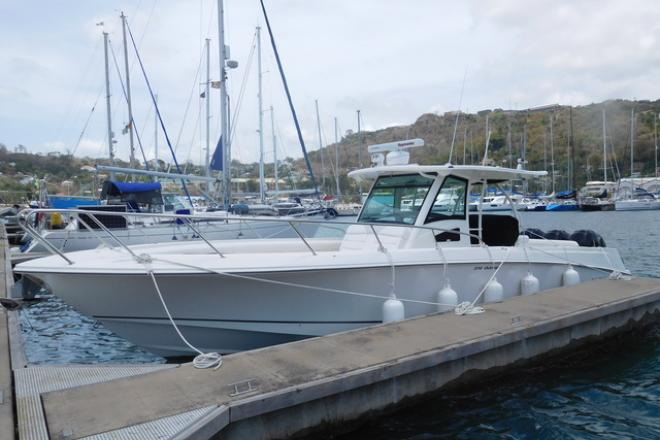 2016 Boston Whaler Outrage 370 - For Sale at Miami, FL 33136 - ID 142452