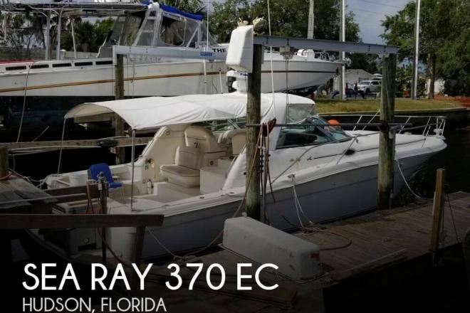 1997 Sea Ray 370 EC - For Sale at Hudson, FL 34667 - ID 141111