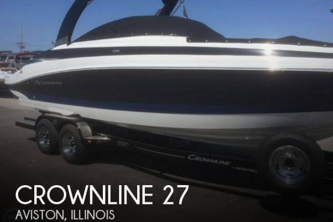2017 Crownline 275 SS - For Sale at Aviston, IL 62216 - ID 142627