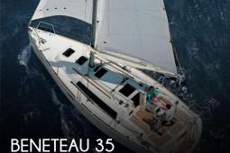2016 Beneteau 35 Oceanis WE - lifting keel