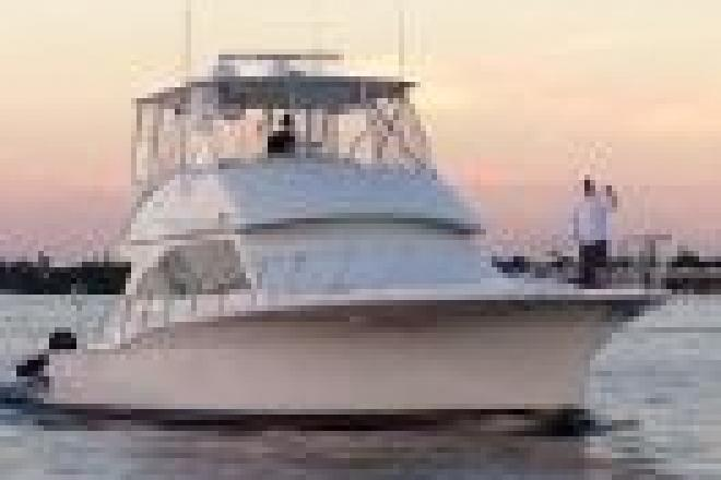 2000 Egg Harbor 53 Convertible - For Sale at Ludington, MI 49431 - ID 142835