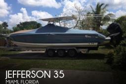 2007 Jefferson FS35 MARLAGO